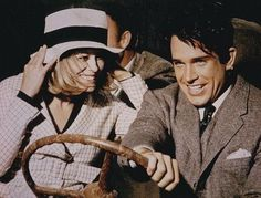 Bonnie and her Clyde