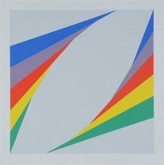 Verena Loewensberg, 3 Obras: Sin título, 1971;  1975;  1976
