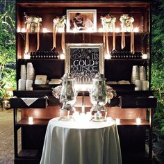 Wedding Drinks With A Difference Winter Chwv Reception Ideas
