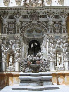 palazzo Valguarnera - Gangi Sicily Italy -