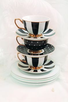 New Cristina Re teacups