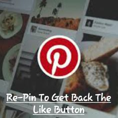 Bring back the like button!