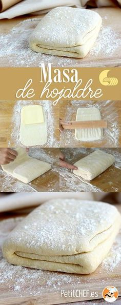 50 Ideas For Bread Dessert Cooking Pizza Recipes, Mexican Food Recipes, Sweet Recipes, Pan Dulce, No Cook Desserts, Dessert Recipes, Pozole, Dough Recipe, Cakes And More