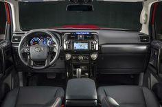 2016 Toyota 4Runner Trail Premium Interior