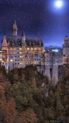 Medieval Anime Castle Gif 73