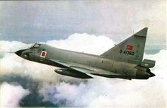 An old fighter; F-102 Turkish Air Force