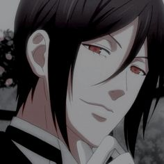 𝘭𝘪𝘭𝘪𝘵𝘩 — kuroshitsuji icons ㅤㅤㅤㅤㅤㅤㅤㅤㅤㅤㅤㅤㅤlike/reblog if you... Black Butler Sebastian, Black Butler Anime, Sebastian Kuroshitsuji, Black Butler Kuroshitsuji, Hot Anime Boy, Cute Anime Guys, Otaku Anime, Anime Art, Bakugou Manga