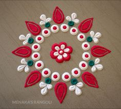 Improve How You Look With These Great Fashion Tips Rangoli Designs Latest, Rangoli Designs Flower, Small Rangoli Design, Colorful Rangoli Designs, Rangoli Designs Images, Rangoli Designs Diwali, Arabic Mehndi Designs, Flower Rangoli, Beautiful Rangoli Designs
