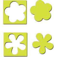 EK Tools® | Flower and Retro Flower 2 Piece Mini Punch Set