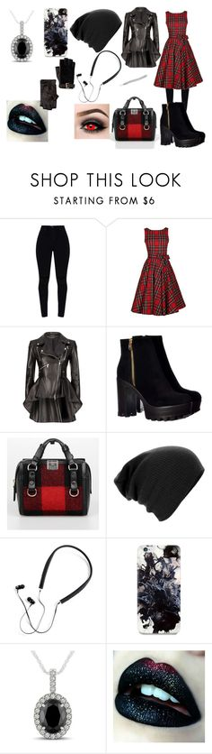 """""""Scarlett Moon {shadowhunters and blue exasist fanfic}"""" by eloracount on Polyvore featuring Alexander McQueen, Dsquared2, Polaroid, Fifth & Ninth, Allurez, ASAP and MICHAEL Michael Kors"""