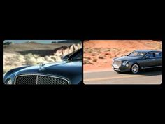 Bentley Mulsanne - How You Arrive Is Up To You