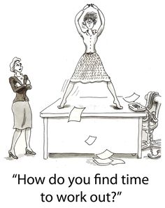 The Working Mom Complex: No Time for Me—Really!