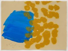 Available for sale from Cristea Roberts Gallery, Howard Hodgkin, Beach Hand-painted carborundum relief on Velin Cuve BFK Rives Tan pape… Abstract Shapes, Abstract Art, Howard Hodgkin, Art Walk, Famous Art, Gsm Paper, Art History, Printmaking, Contemporary Art