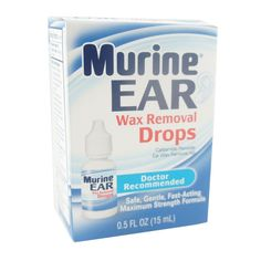 nice Murine Ear Wax Removal Drops 0.50 oz   Check more at http://harmonisproduction.com/murine-ear-wax-removal-drops-0-50-oz/