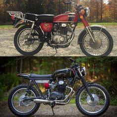 Before and after. www.CatskillMtnCustoms.com
