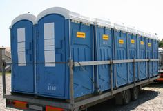 Portable Toilet Emergency Hire - Chiltern Hire Centre Ltd