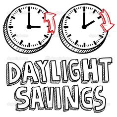 "Don't forget that Daylight Savings Time ends this Sunday! ""Like"" if you've already programmed your clocks to ""fall back."""