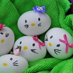 10 Whimsical Ways to Decorate Easter Eggs with a Sharpie - parenting.com