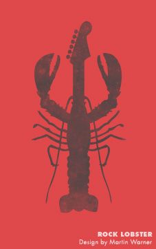Rock Lobster tee.