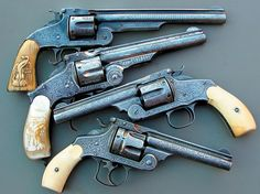 smith and wesson model 3 schofield - Google Search