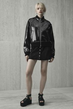 T by Alexander Wang Resort 2016 Fashion Show