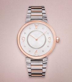 Reloj Tambour Monogram, de Louis Vuitton