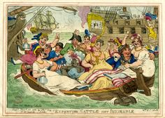 23 February 1813 Hand-coloured etching