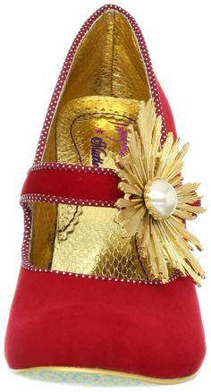 Irregular Choice Women's Warm Rays Pump Pearl Shoes, Irregular Choice, Choices, Espadrilles, Pumps, Flats, Warm, Pearls, Fashion