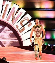 Wrestlemania 33 Seth Rollins