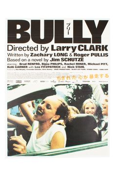 One-sheet Japanese Poster x This is a rare item from… Punk Poster, Movie Poster Art, Creative Poster Design, Graphic Design Posters, Marfa Girl, Larry Clark Photography, Clark Kids, Mises En Page Design Graphique, Manic Pixie Dream Girl