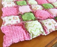 Puff Rag Quilt items in Build-a-Quilt store on eBay!