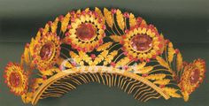 Tiara francesa de 1770