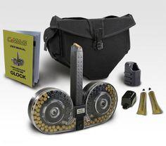 Glock 9mm 100 round C-Mag Magazine