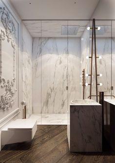 Home Design of The Week: Modern Apartment in Kiev