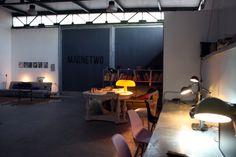 Magnetwo Space  Loft ad Agnano . Napoli