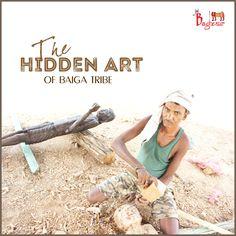 Uncover the extra ordinary art of #BaigaTribe at #JaiBahesur.