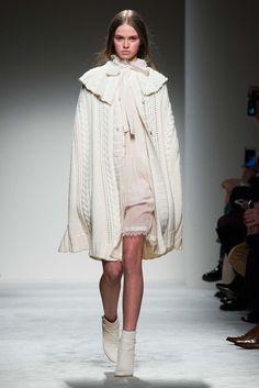 Philosophy di Lorenzo Serafini Fall 2015 Ready-to-Wear - Collection - Gallery - Style.com #knitwear