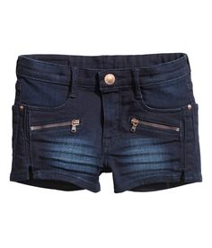 Denim Shorts  | H&M Kids
