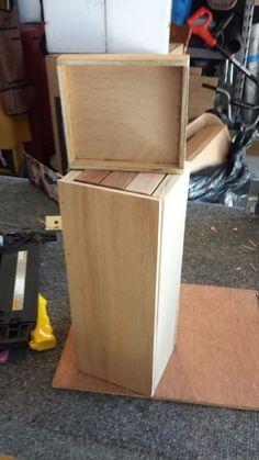 Jenga Box : 6 Steps (with Pictures) - Instructables Jenga Diy, Jenga Game, Giant Jenga, Diy Wood Box, Diy Box, Wood Boxes, Projects For Kids, Wood Projects, Woodworking Projects