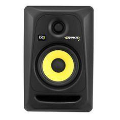 a krk rokit 5 g3 rp5g3 5 active powered reference dj studio monitor speaker