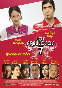 Los Fabulosos 7 [NTSC/DVDR] Español Latino MEGA FusionDescargas Up