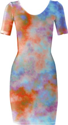 0000000P/Blossom Bodycon Dress