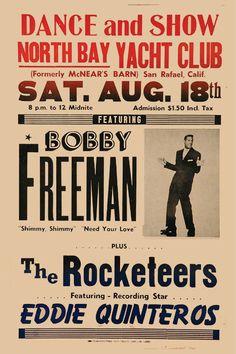bobby freeman poster