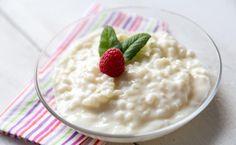 #RECETA Arroz con leche