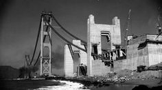 Golden Gate en San Francisco (1935)