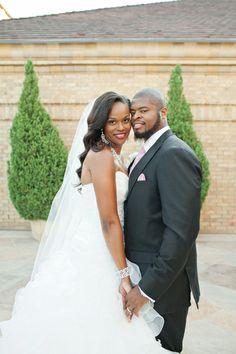 Real Texas Wedding - Chareta and Wade