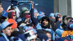 #MLS  Light Rail to Hearts of Oak: Inside NYCFC's burgeoning supporters' scene