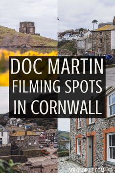 , Doc Martin Filming Locations in Cornwall & Beyond (England filming locations). , Doc Martin Filming Locations in Cornwall & Beyond (England filming locations). century fishing village Port Isaac Doyden Fortress Altarnun and mo. Devon And Cornwall, Cornwall England, Yorkshire England, Yorkshire Dales, England Uk, London England, Doc Martin Tv Show, Cornwall Castle, Highlands Scotland