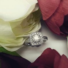 It starts with the ring! Classic from Jubilee Jewellers, Wellington, New Zealand