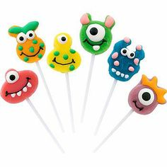 Shop for Monster Lollipop (12-pack) and other Boys Parties Themed Tableware. We offer the most popular Party Supplies and Decorations at who...